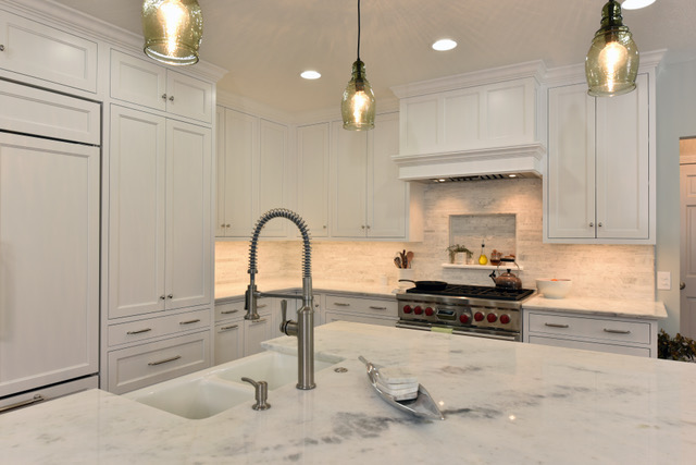 when time for a kitchen remodel choose easy to clean materials