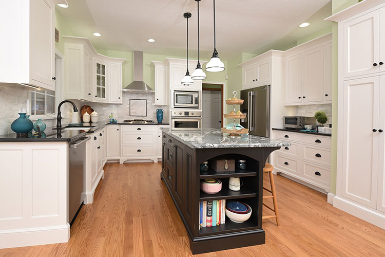 select kitchen flooring that matches your lifestyle