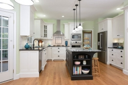choosing the perfect kitchen color scheme