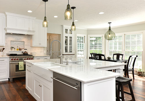remodeling your kitchen and choosing the correct colors