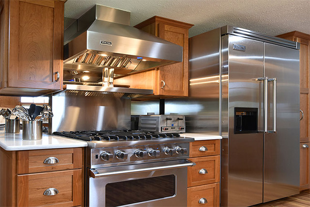 vented range hoods are an important part of a kitchen remodel
